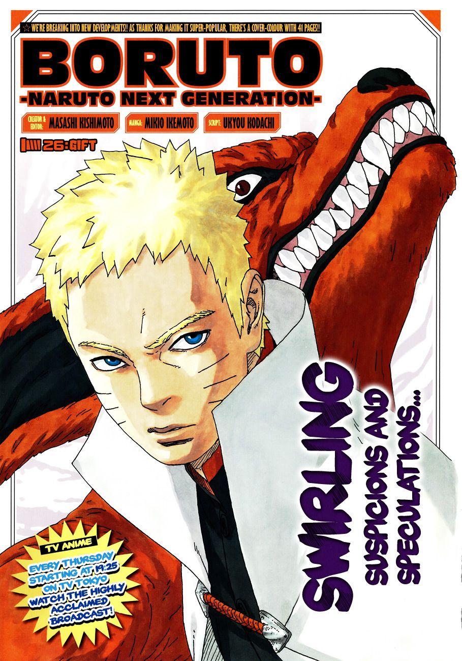 Boruto Manga, Chapter 26 image 001