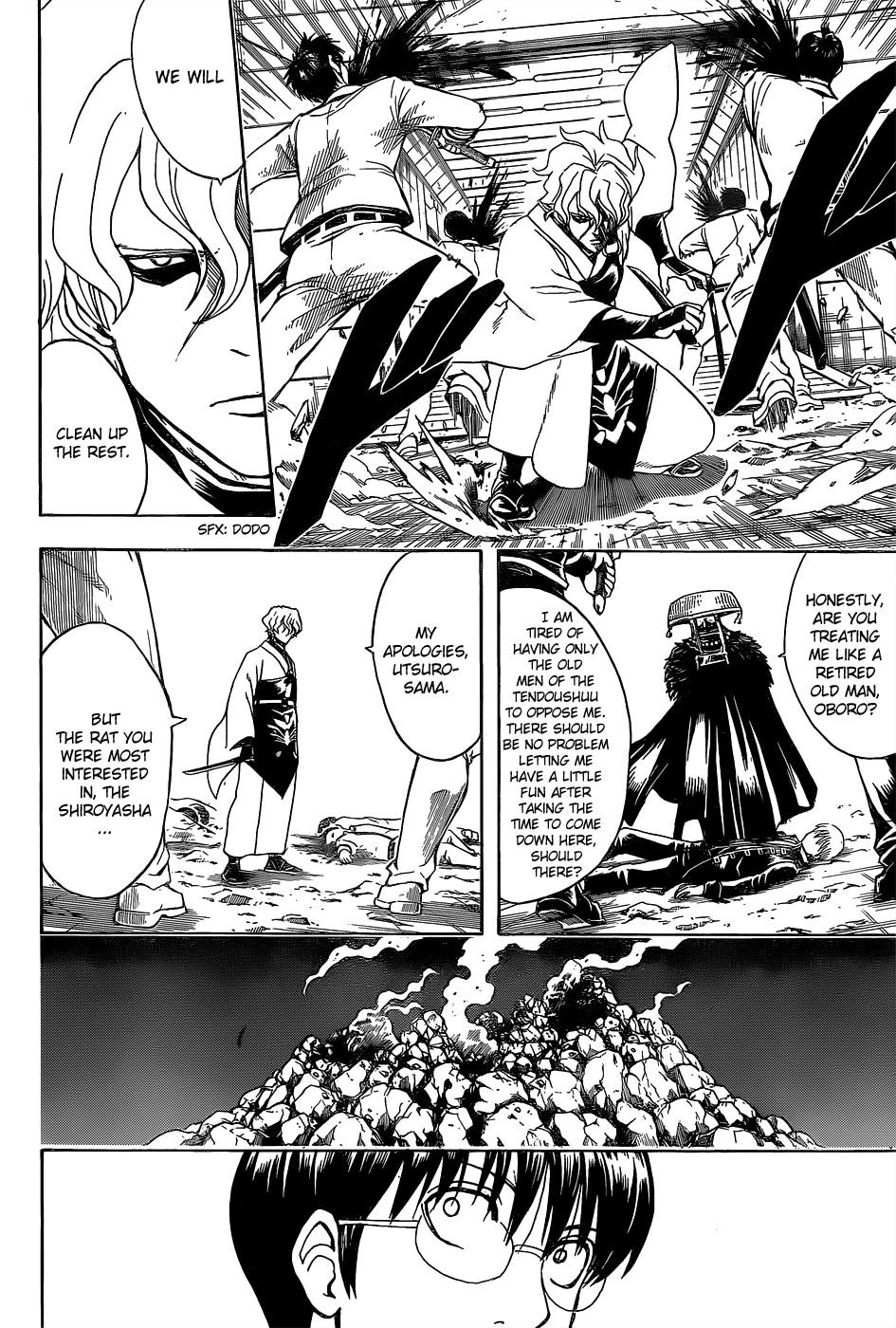 Gintama Chapter, 543 image 010