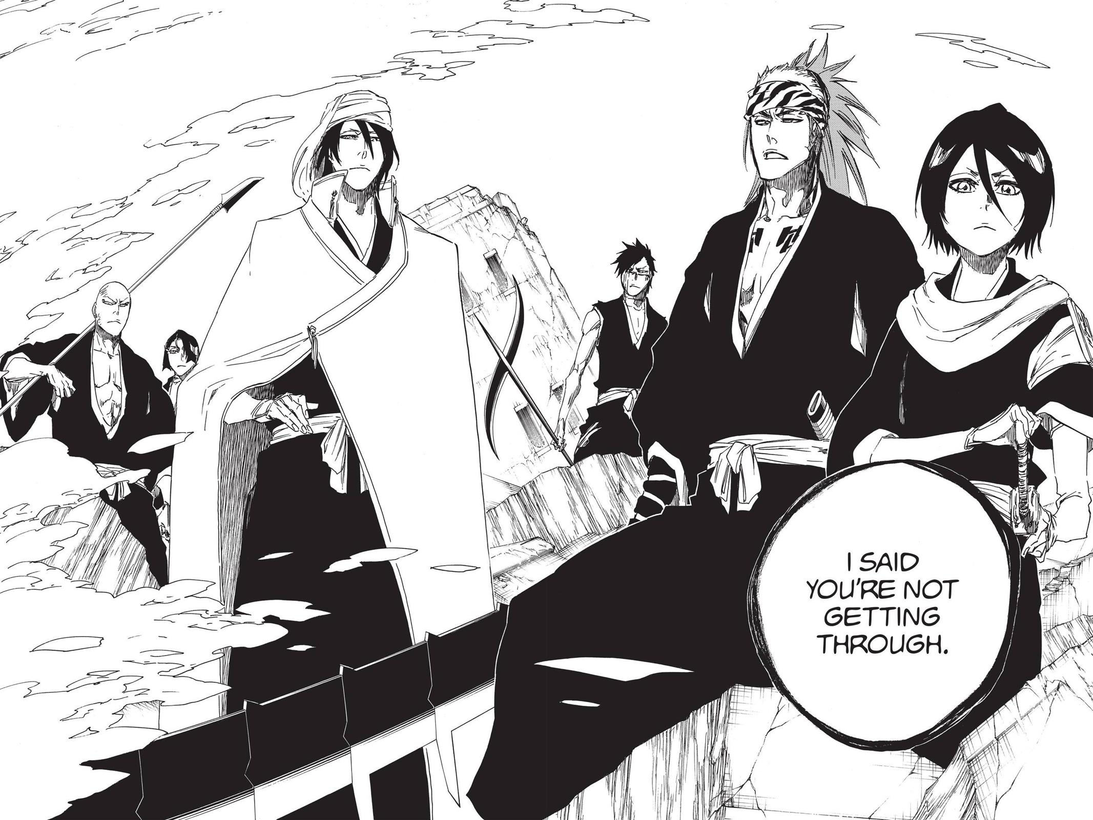 Bleach, Chapter 585 image 016