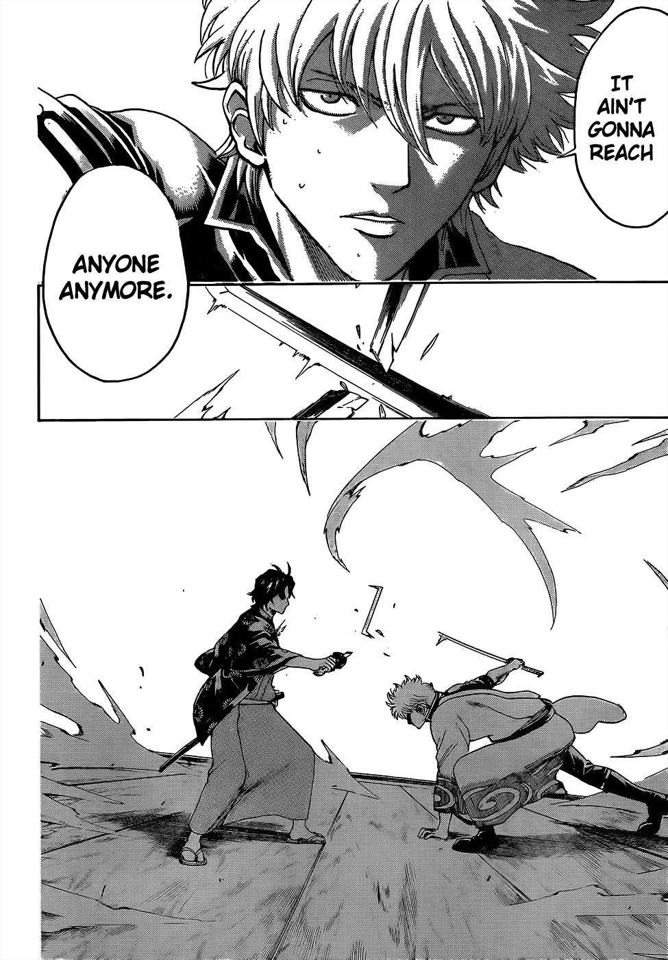 Gintama Chapter, 468 image 006