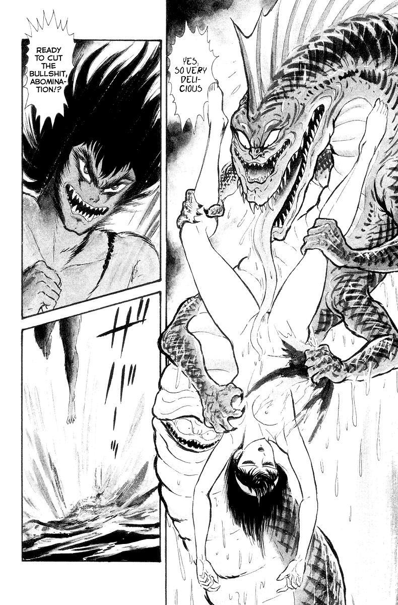 Devilman, Chapter 5.5 image 009