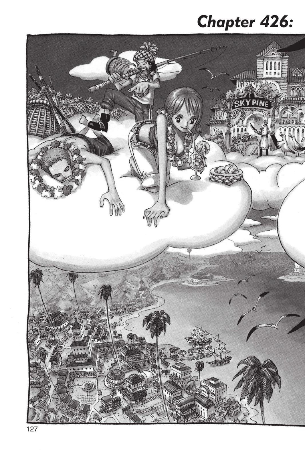 One Piece, Chapter 426 image 002