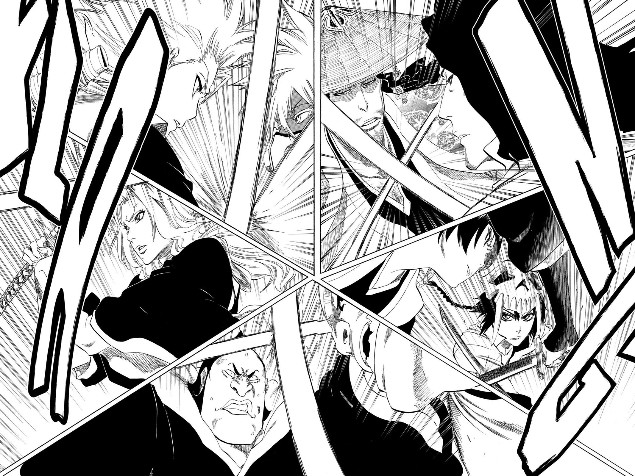 Bleach, Chapter 329 image 017