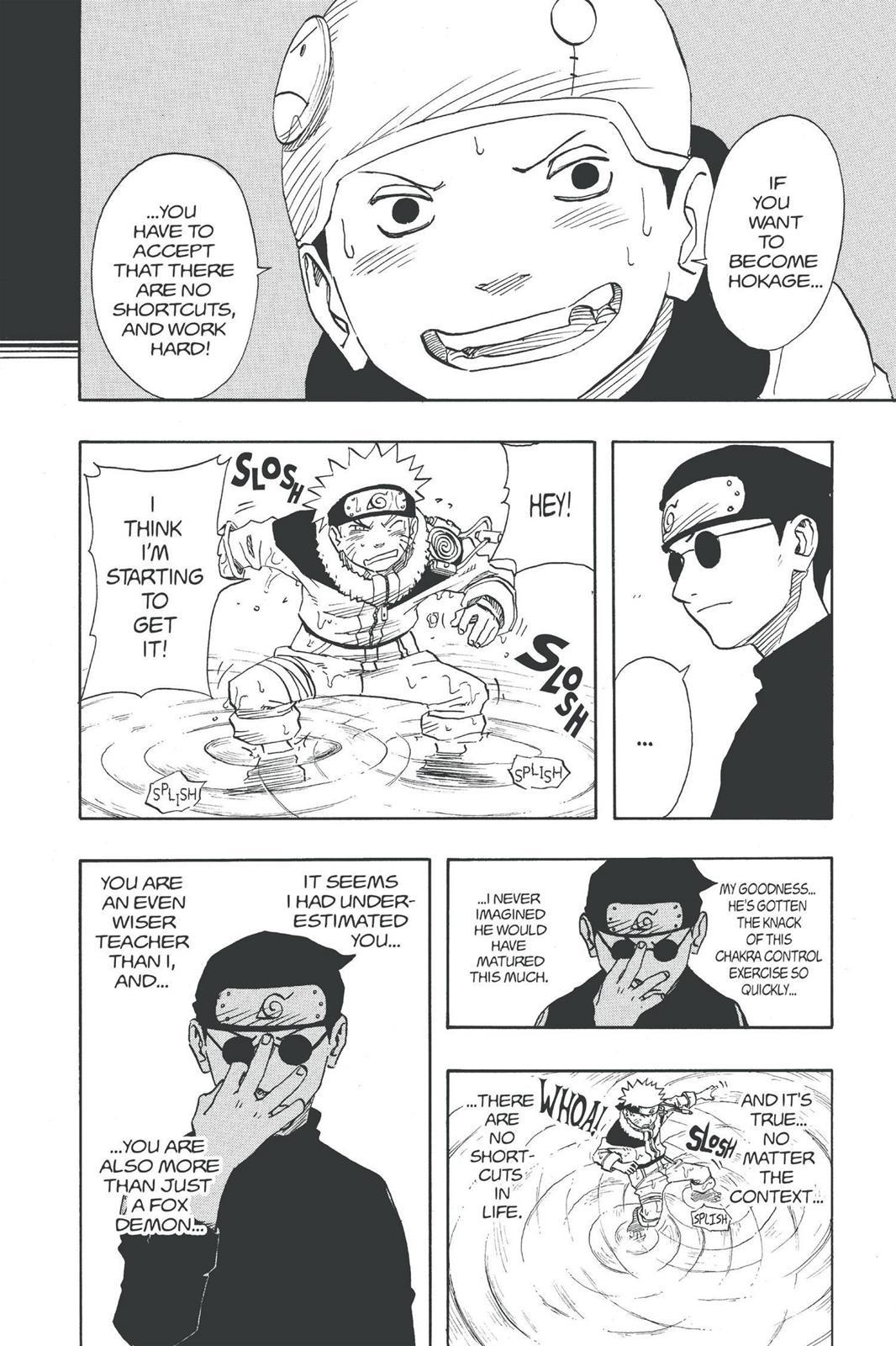 Naruto, Chapter 90 image 015