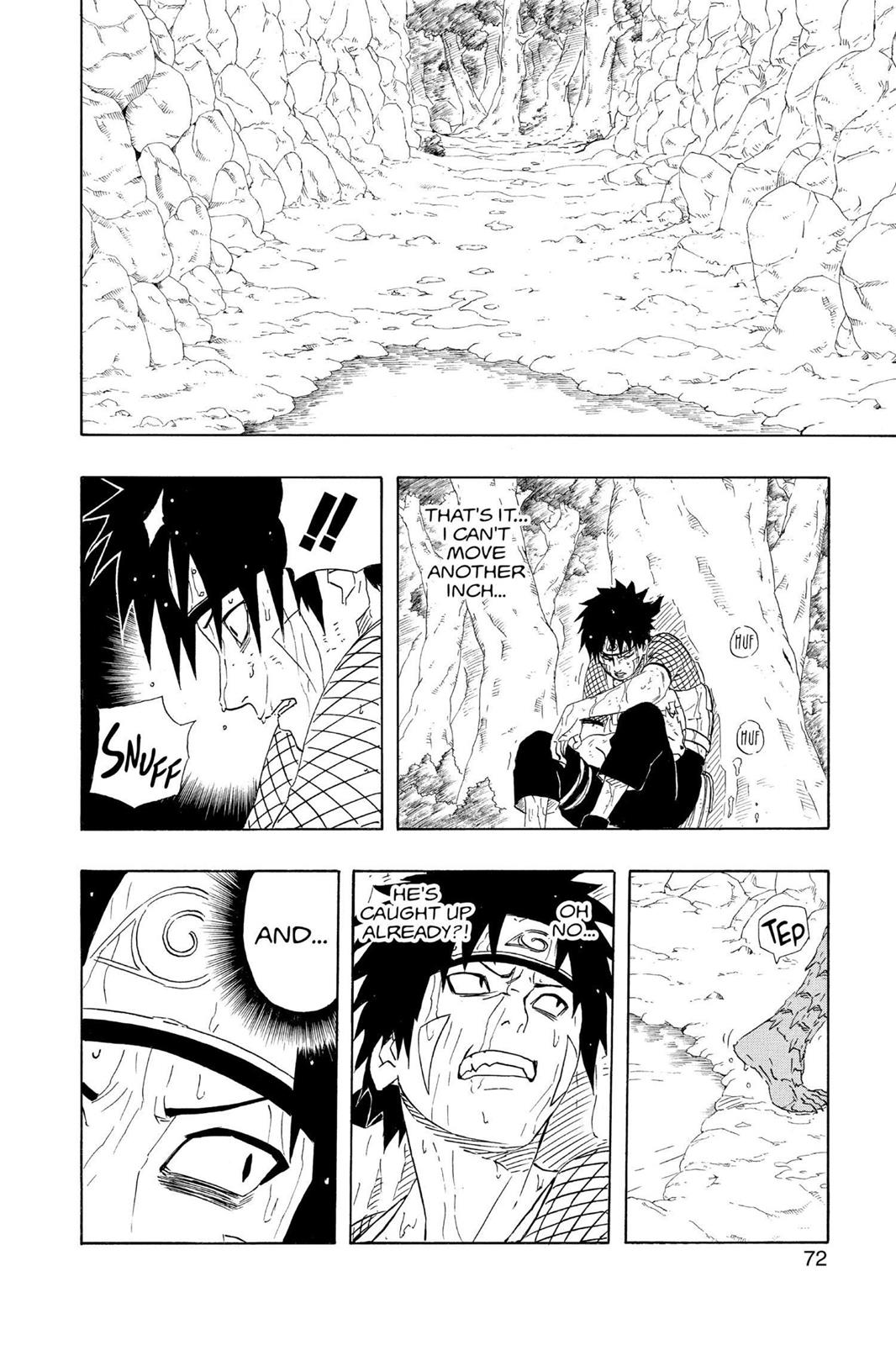 Naruto, Chapter 212 image 006