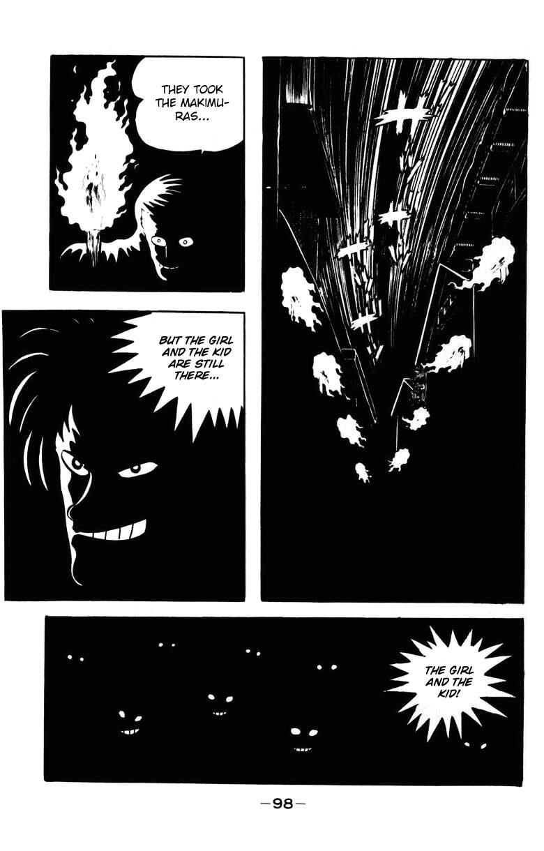 Devilman, Chapter 5 image 091