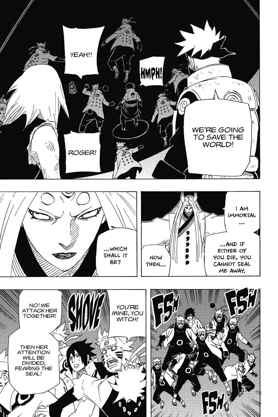 Naruto, Chapter 689 image 007
