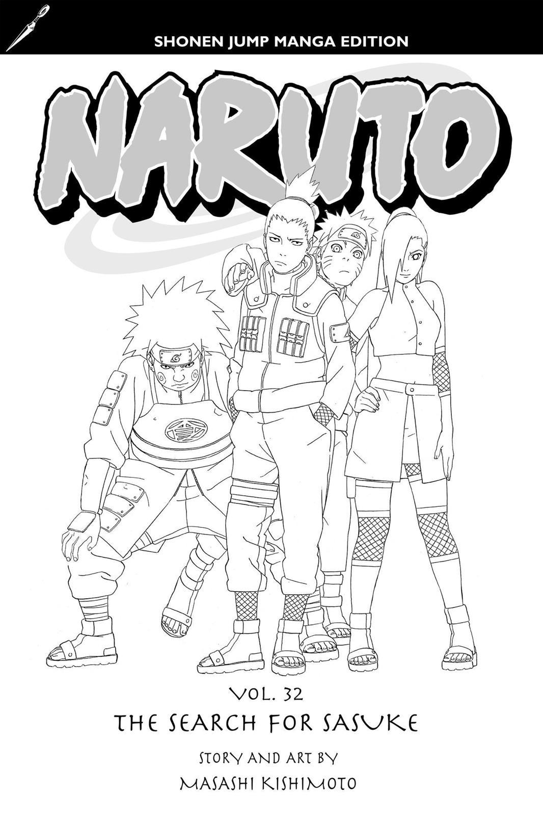 Naruto, Chapter 281 image 004