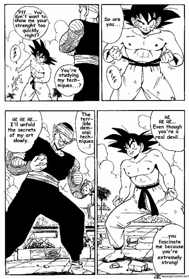 Dragon Ball, Chapter 183 image 013