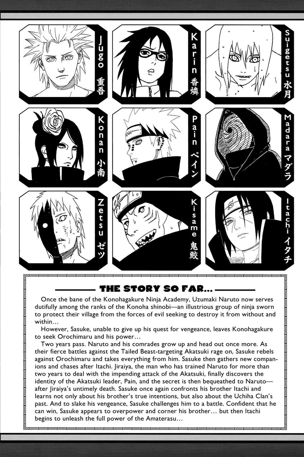 Naruto, Chapter 390 image 006