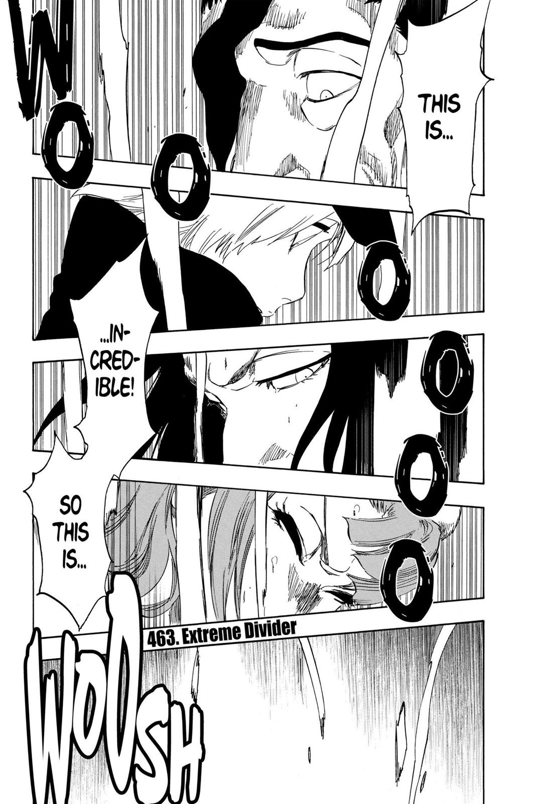 Bleach, Chapter 463 image 001