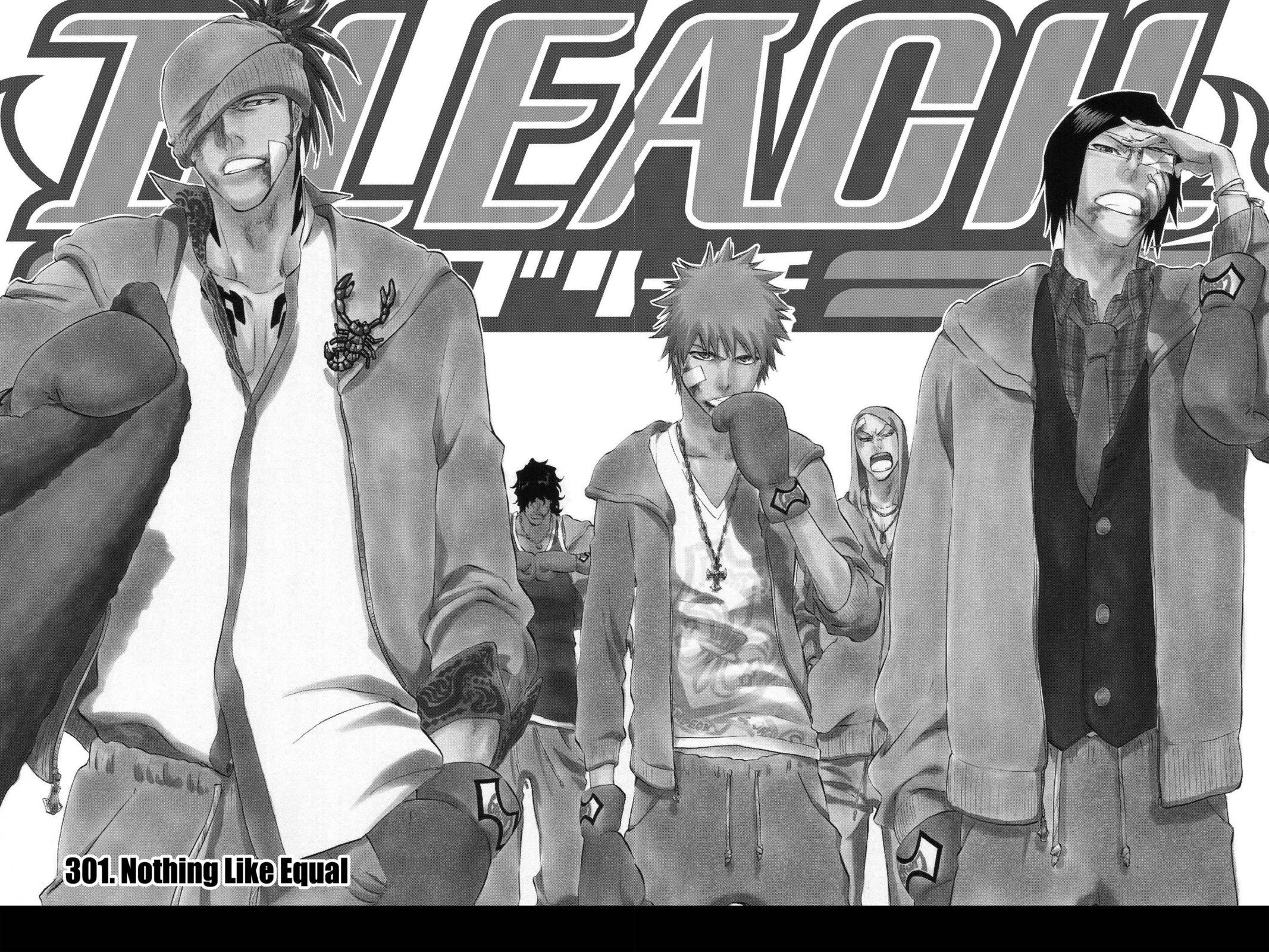 Bleach, Chapter 301 image 002