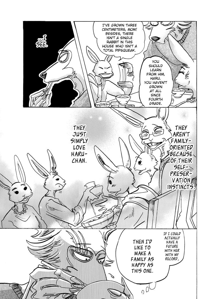 Beastars Manga, Chapter 125 image 011