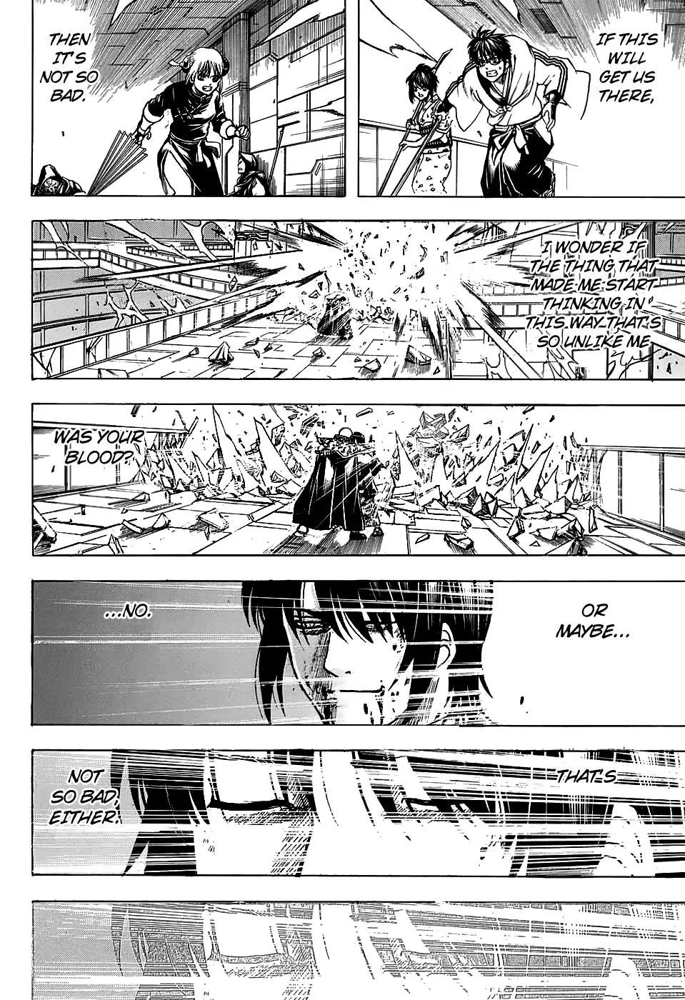 Gintama Chapter, 700 image 044