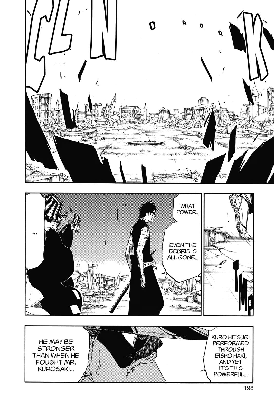 Bleach, Chapter 622 image 013