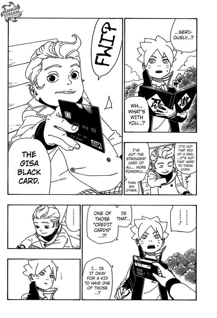 Boruto Manga, Chapter 12 image 014