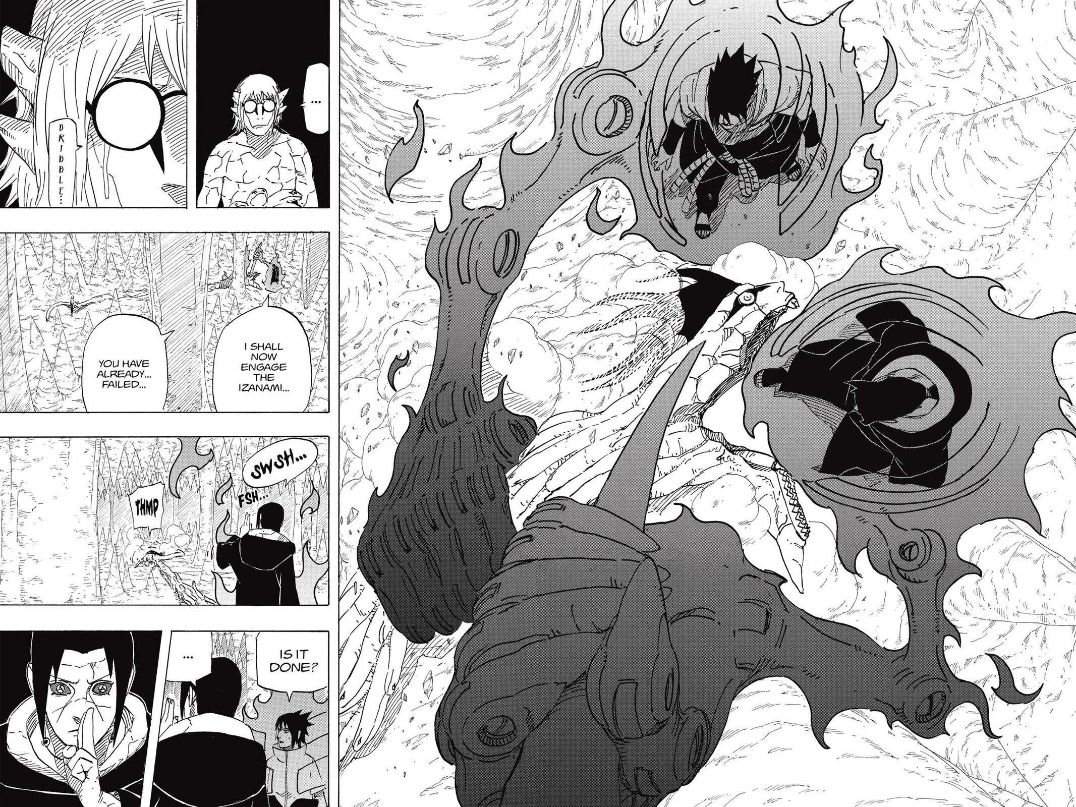 Naruto, Chapter 585 image 014