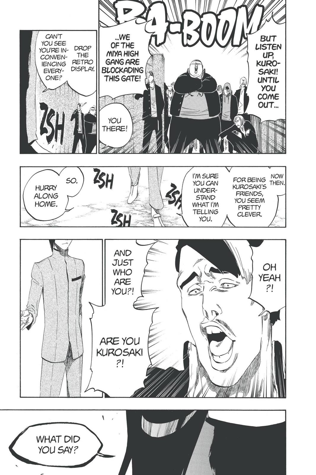 Bleach, Chapter 425 image 017