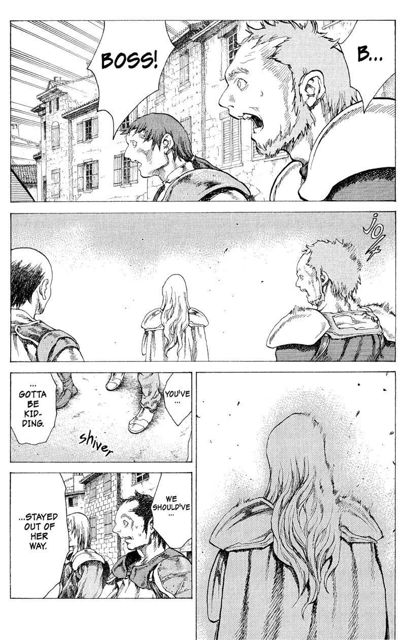 Claymore, Chapter 17 image 009