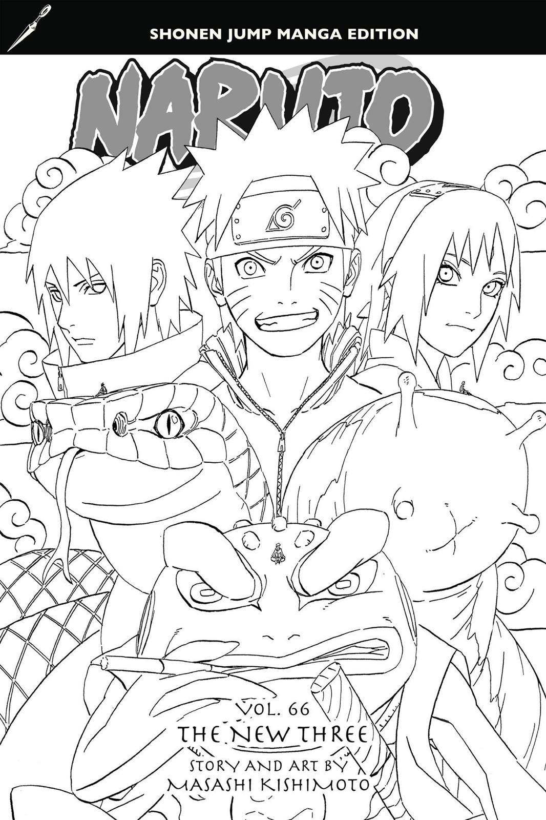 Naruto, Chapter 628 image 004