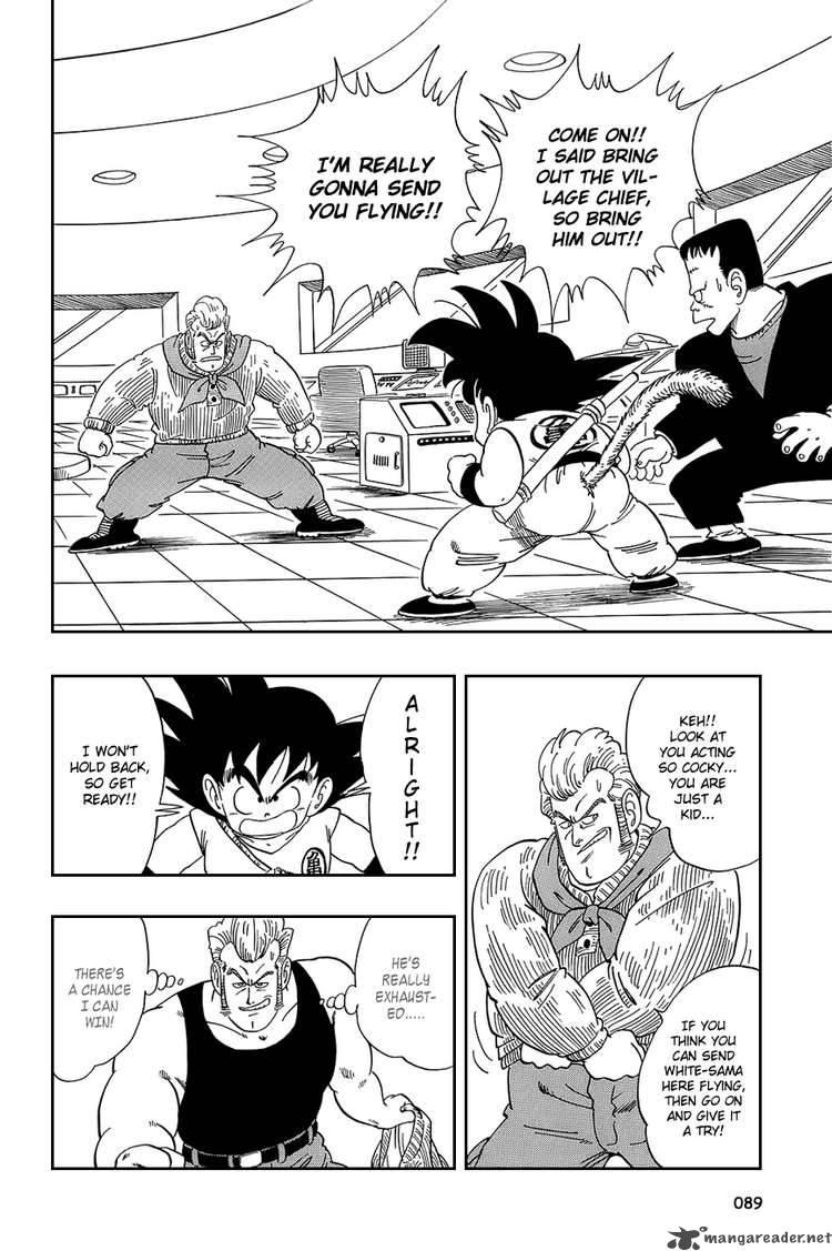 Dragon Ball, Chapter 66 image 001