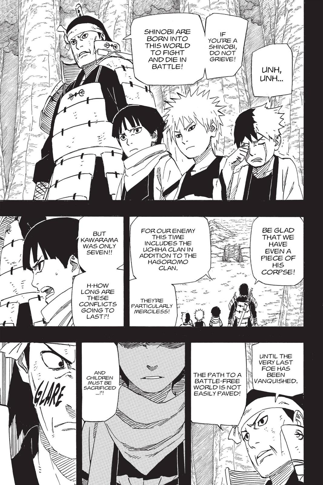 Naruto, Chapter 622 image 007