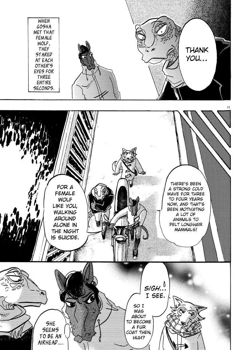 Beastars Manga, Chapter 103 image 011