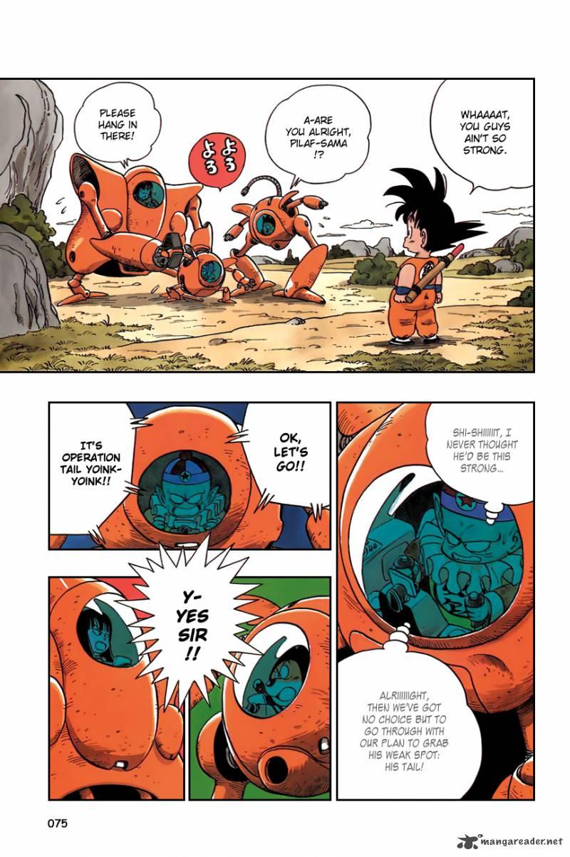Dragon Ball, Chapter 110 image 002