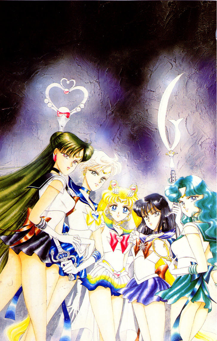 Sailor Moon, Cahpter 27 image 003