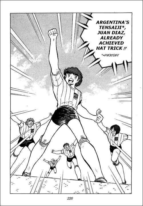 Captain Tsubasa, Chapter 94 image 025
