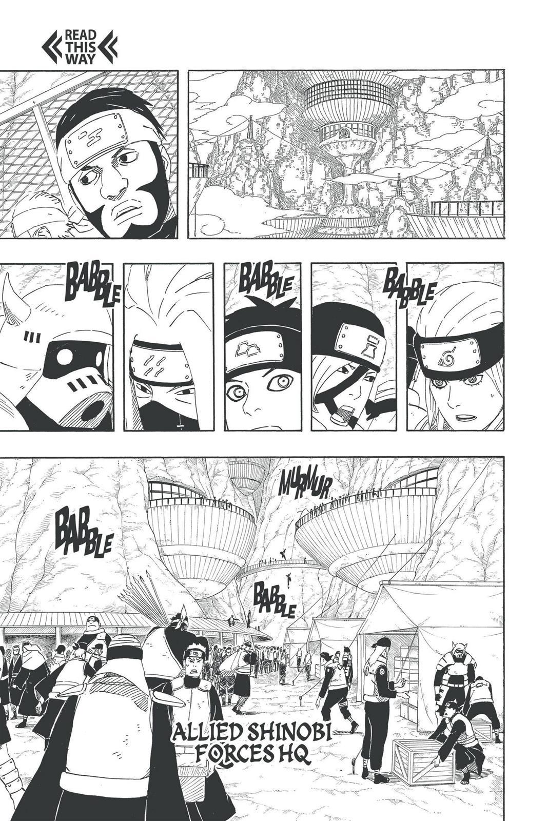 Naruto, Chapter 512 image 010