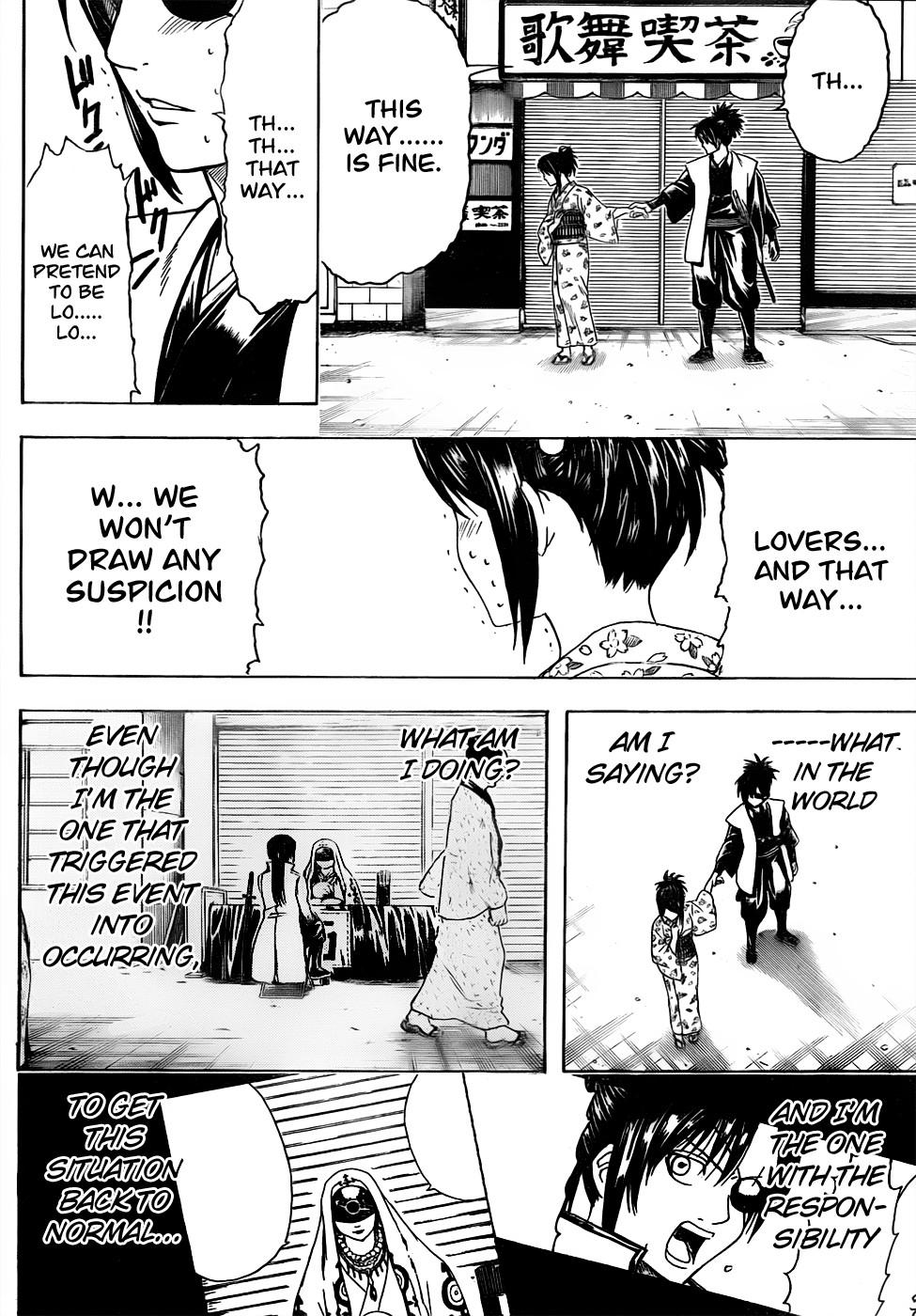 Gintama Chapter, 439 image 016
