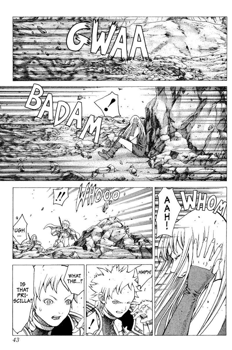 Claymore, Chapter 23 image 004