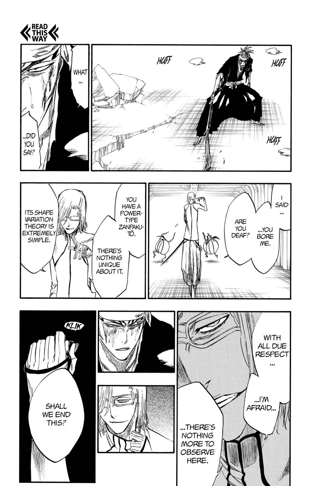 Bleach, Chapter 272 image 011