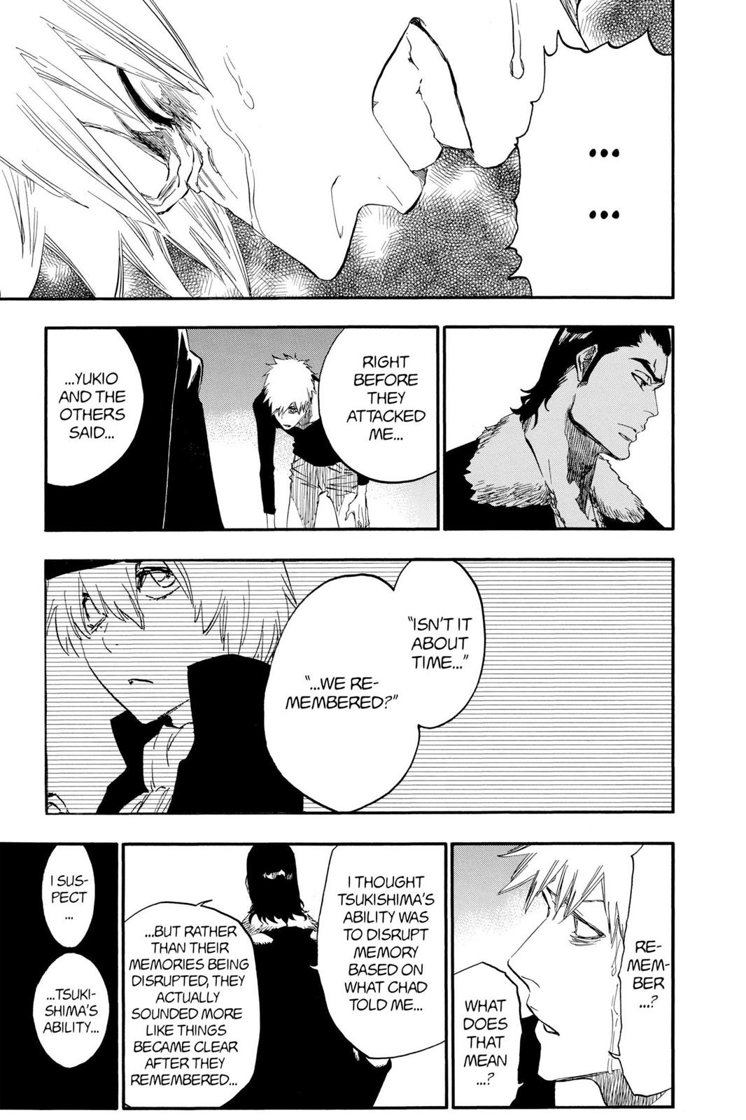 Bleach, Chapter 454 image 007
