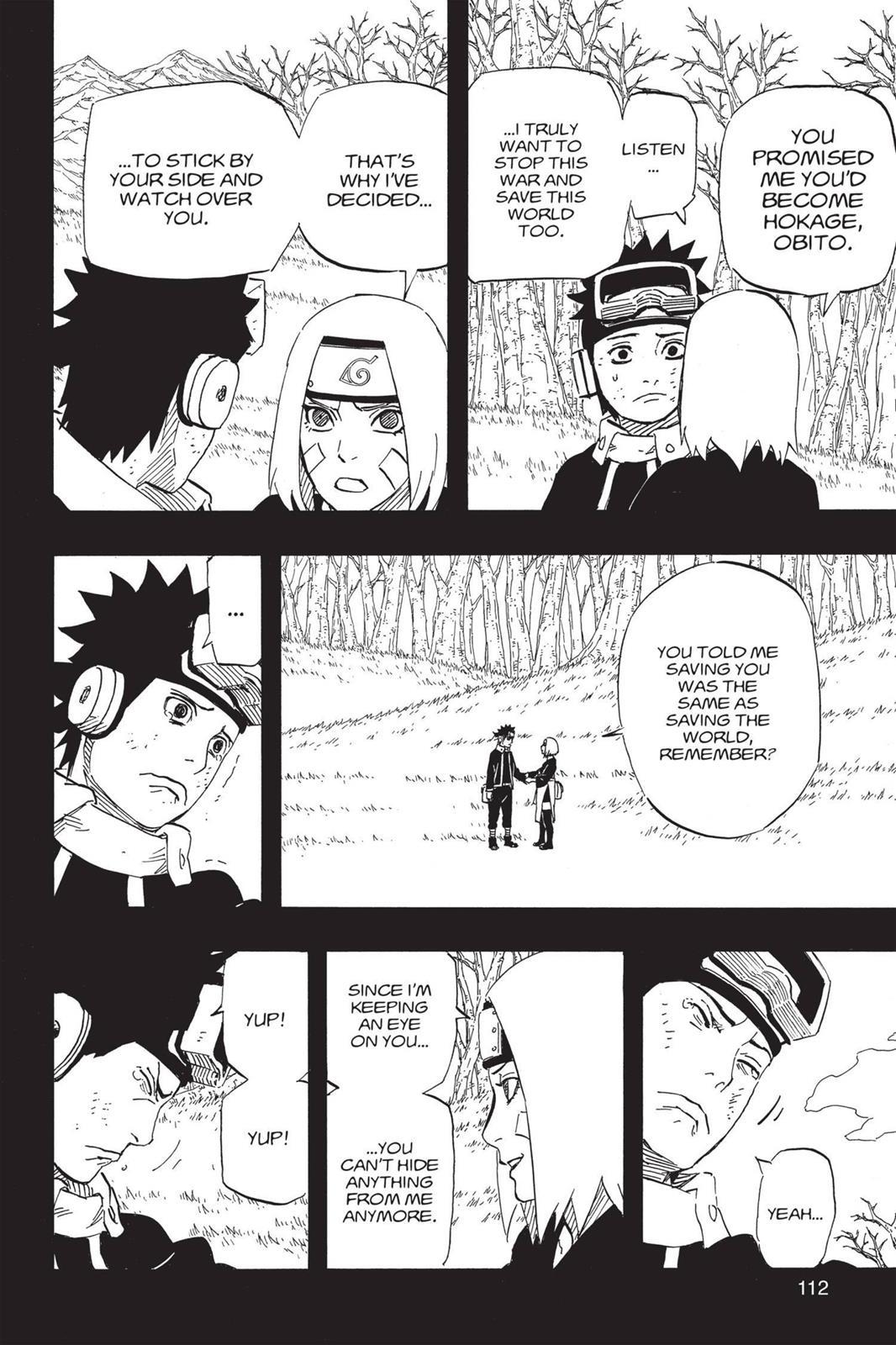 Naruto, Chapter 653 image 012
