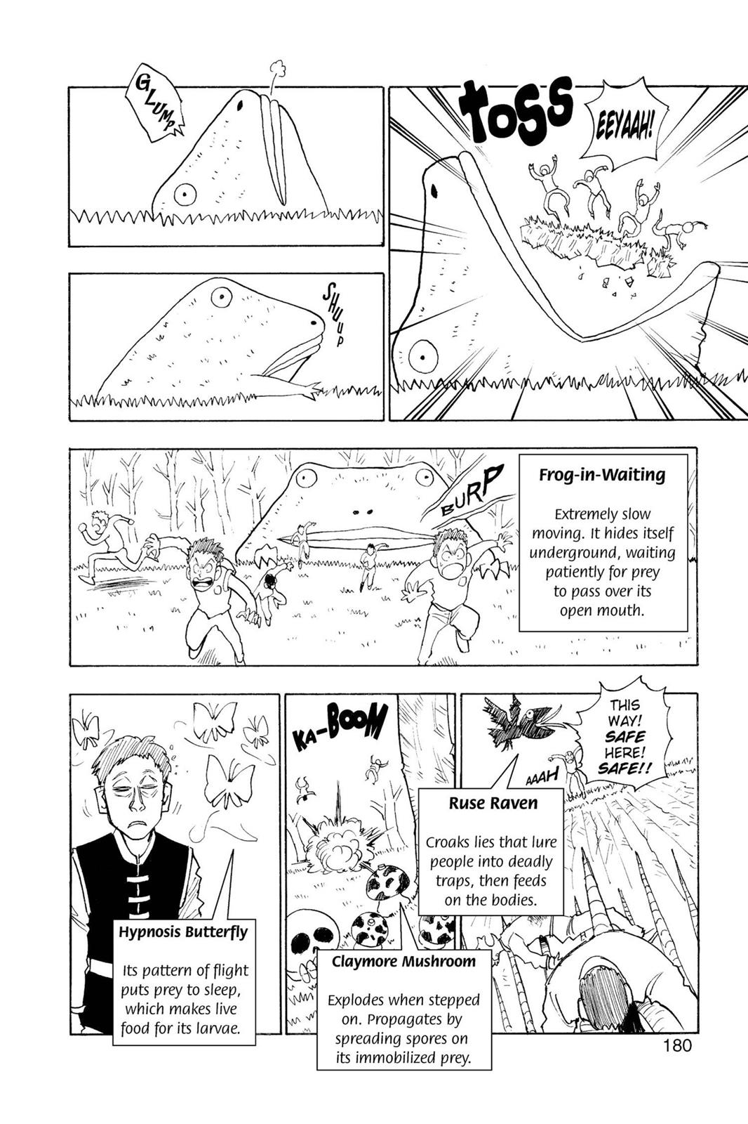 Hunter X Hunter, Chapter 8 image 016