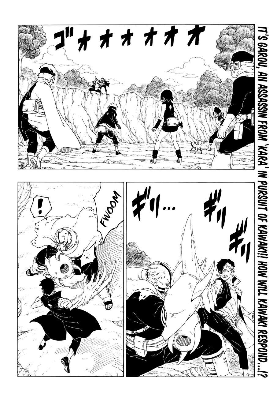 Boruto Manga, Chapter 25 image 003