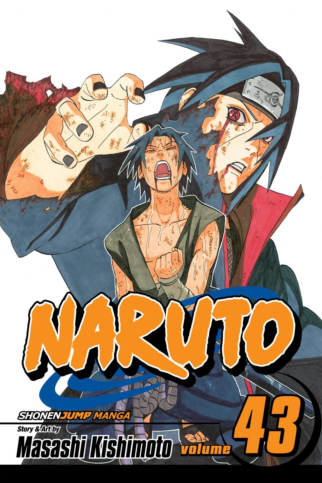 Naruto, Chapter 390 image 001