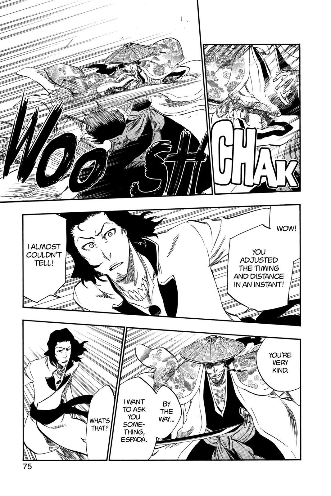 Bleach, Chapter 335 image 008