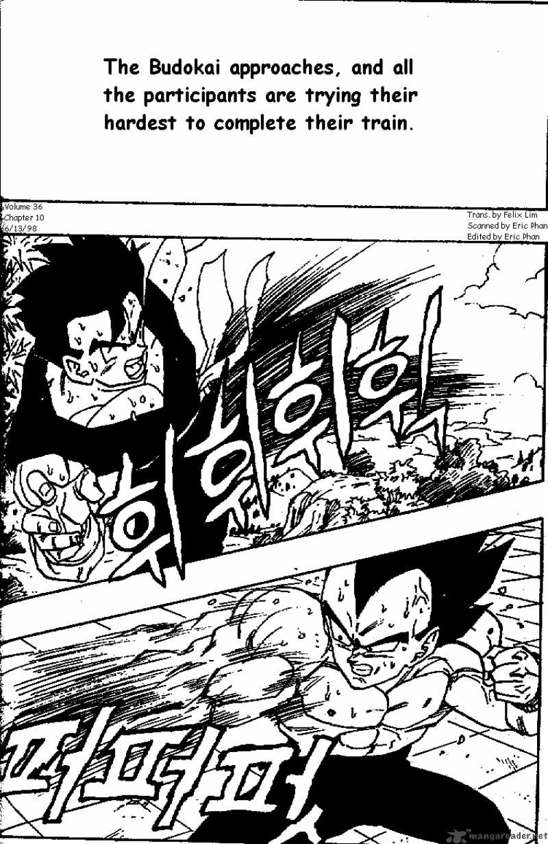 Dragon Ball, Chapter 431 image 001