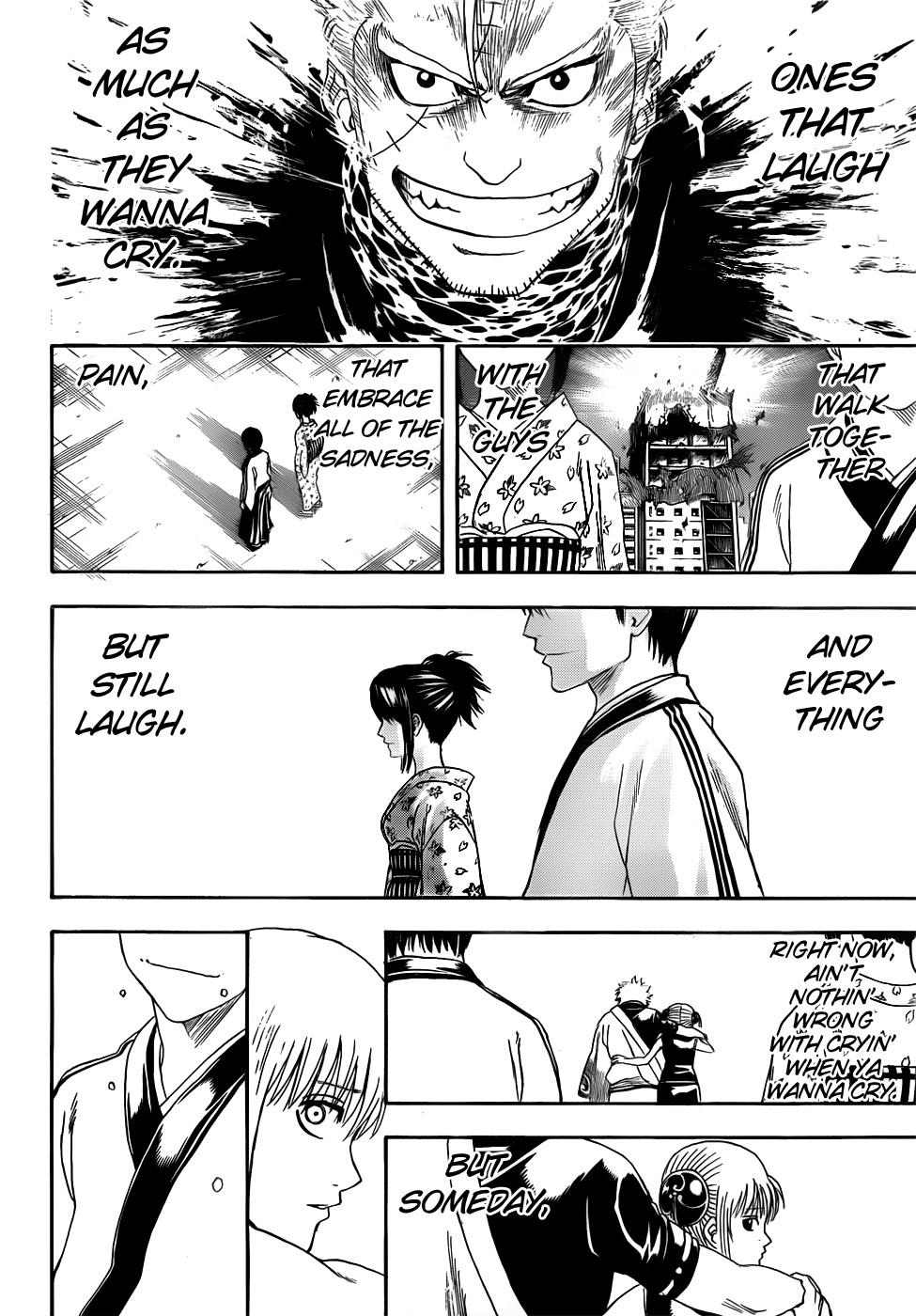 Gintama Chapter, 409 image 018