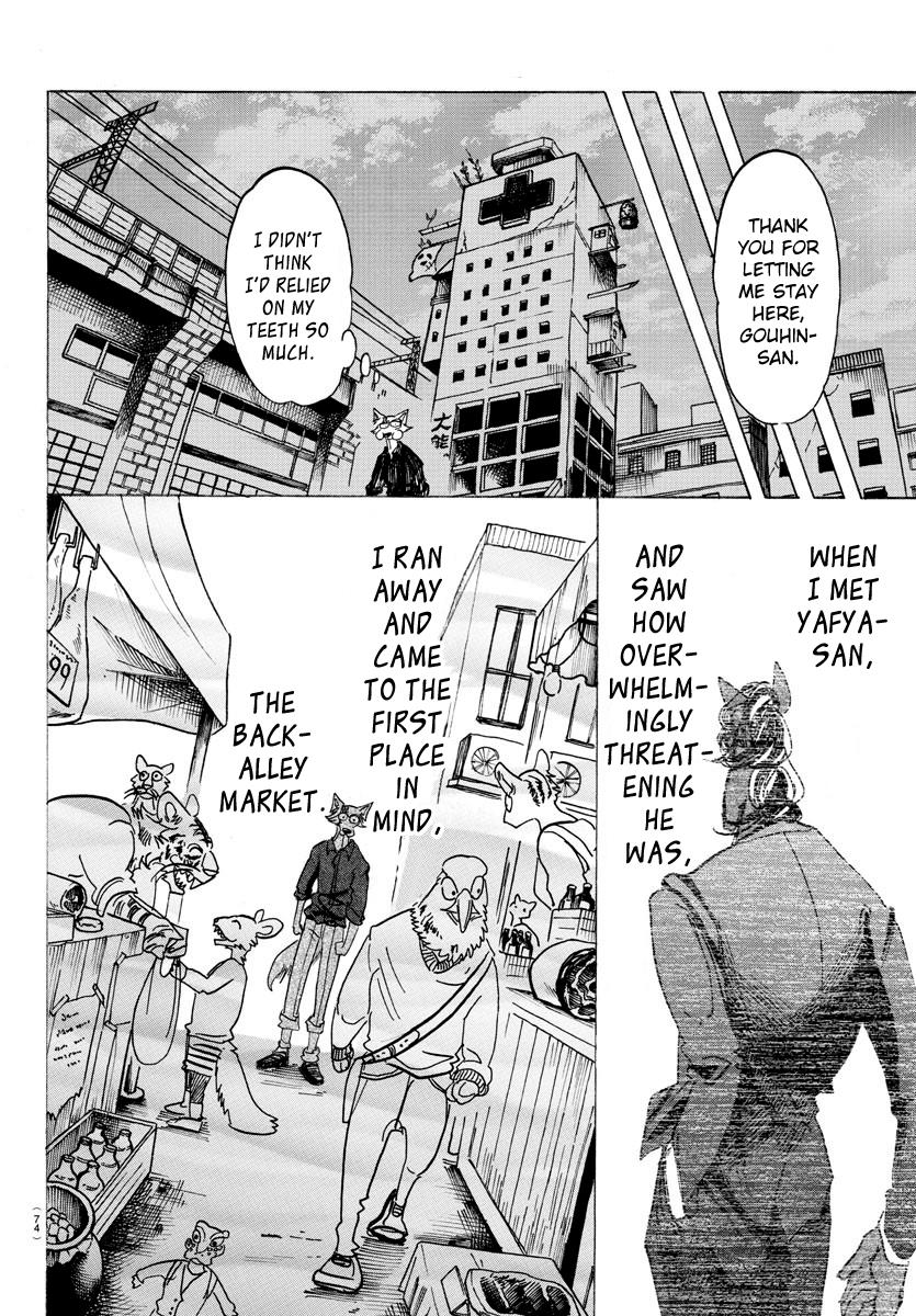 Beastars Manga, Chapter 120 image 011