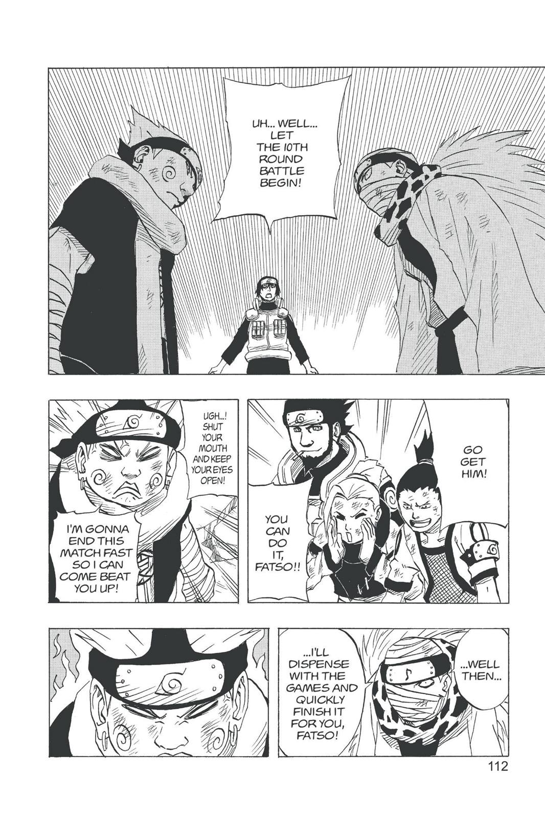Naruto, Chapter 87 image 012