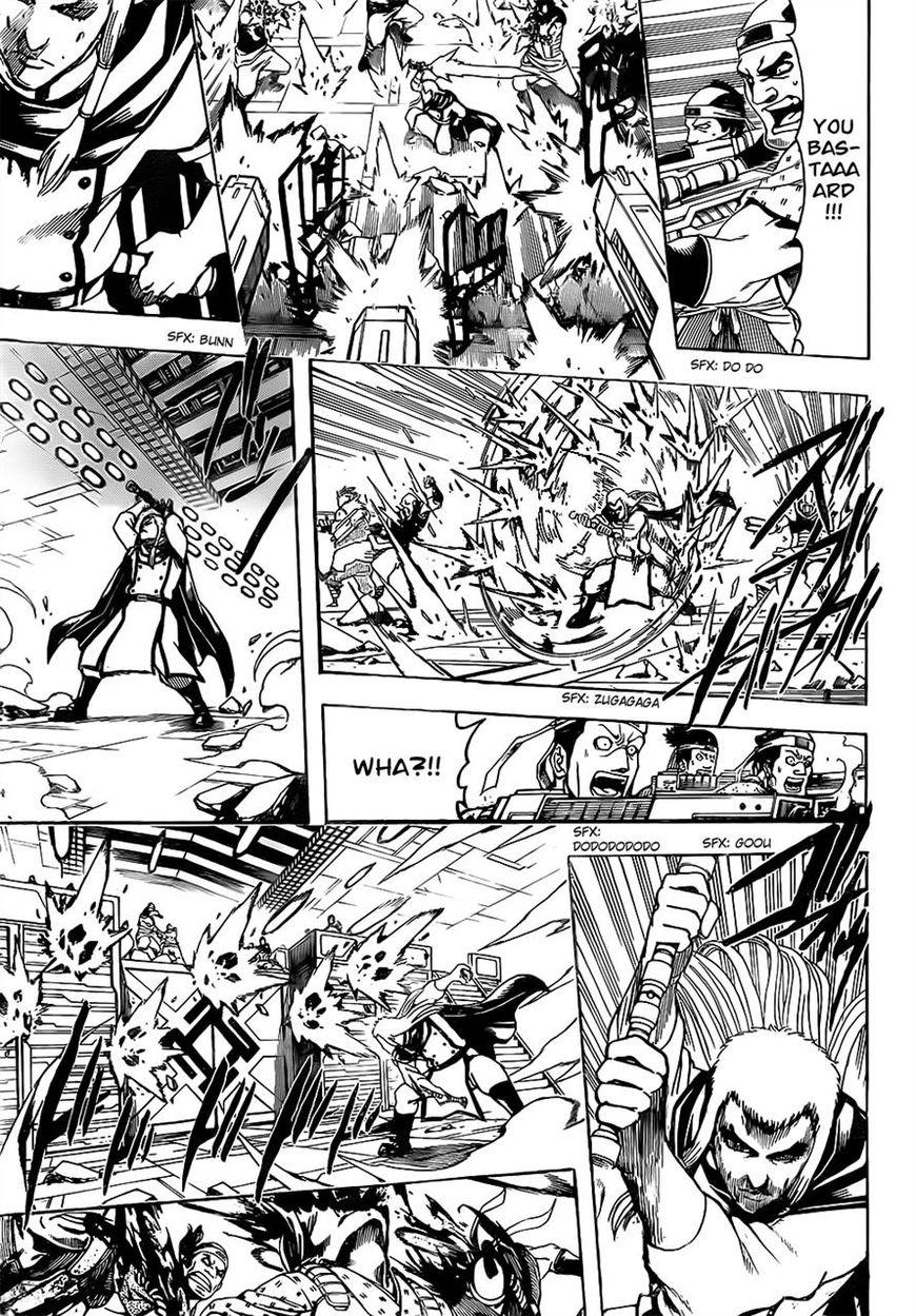 Gintama Chapter, 644 image 013