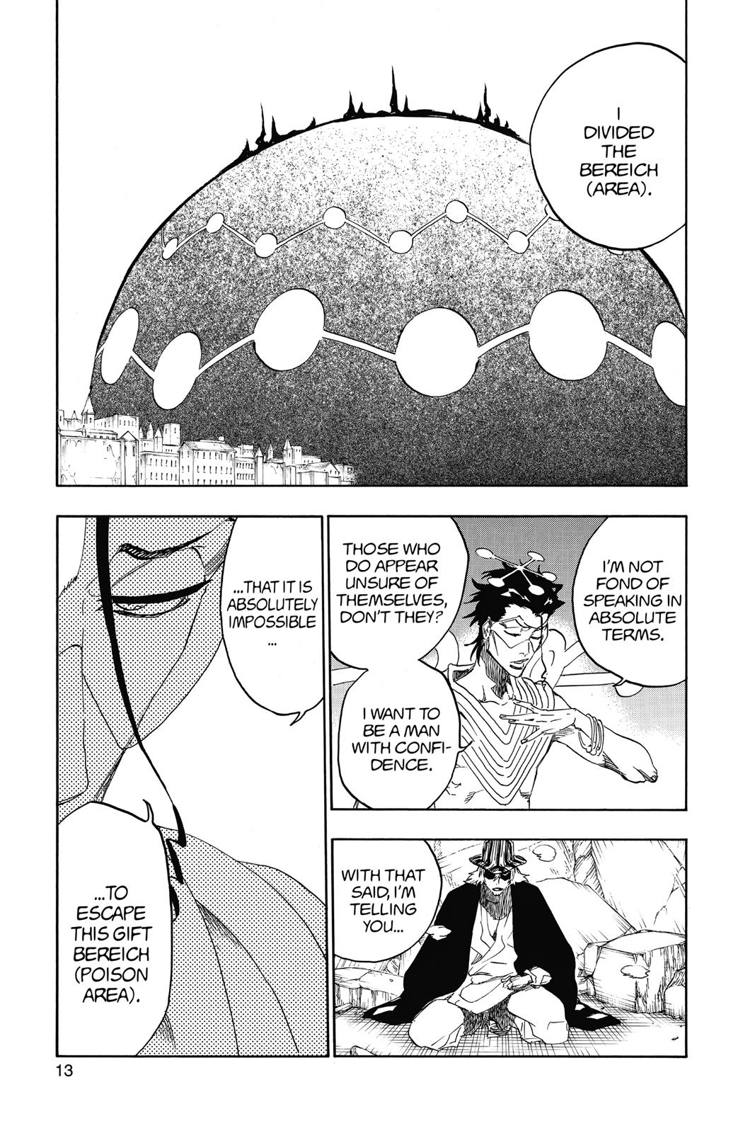 Bleach, Chapter 664 image 013