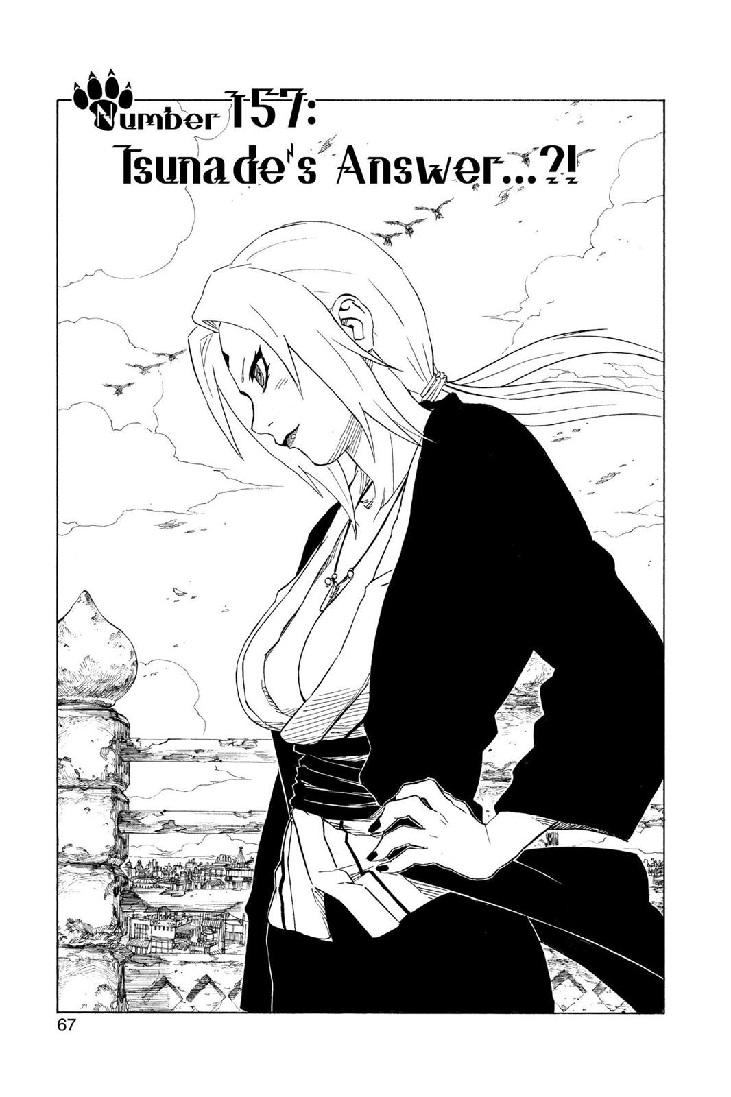 Naruto, Chapter 157 image 001
