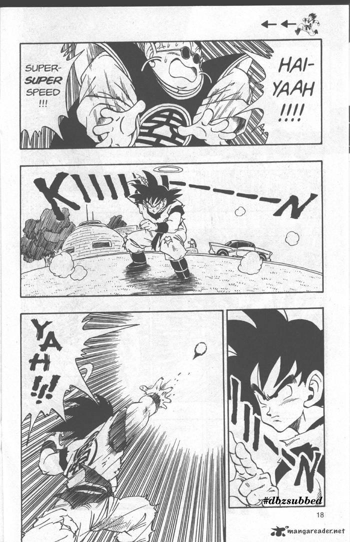 Dragon Ball, Chapter 212 image 003