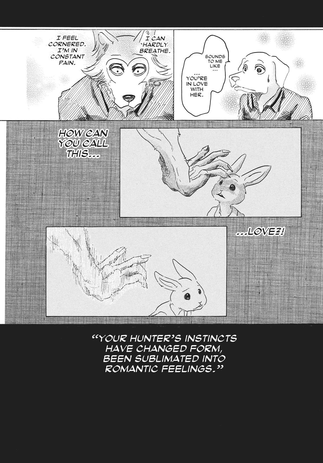 Beastars Manga, Chapter 28 image 009