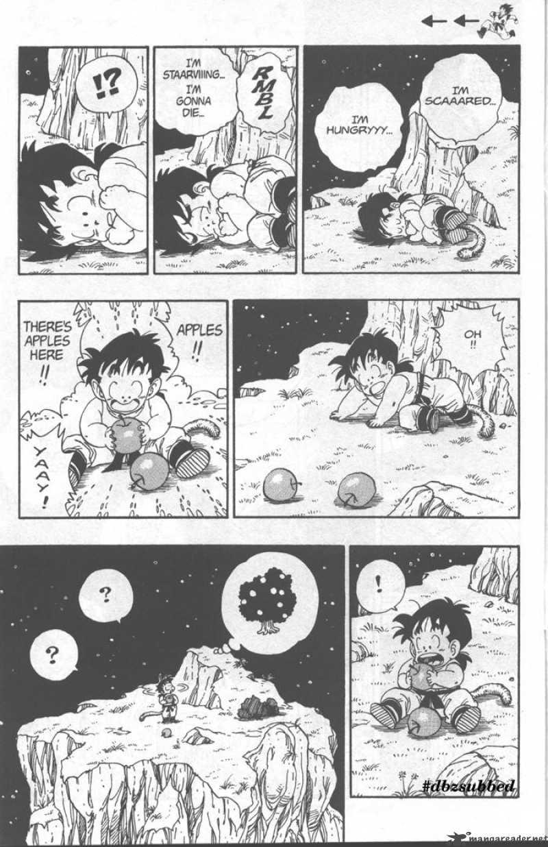 Dragon Ball, Chapter 207 image 013